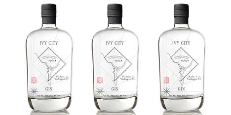 Charitable Gin Spirits - Ivy City Gin Donates Proceeds Directly to DC's Habitat for Humanity