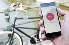 Bicycle-Finding Apps - 'Pingbell' Makes Sure You Never Get Lost with This Bike-Locating App