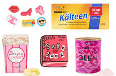 Cult Cinema Candies - This Mean Girls Candy Line Mimics the Popular Lindsay Lohan Film