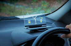 Intuitive GPS Displays
