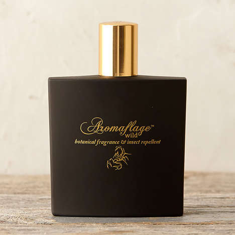 Insect-Repelling Cologne - Aromaflage Wild Will Protect You From Bug Bites While Smelling Divine
