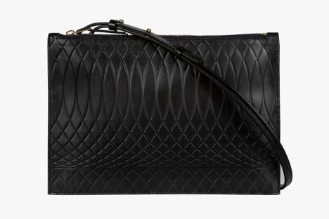 Architecture-Inspired Accessories - Paul Smith No. 9 Leather Accessories