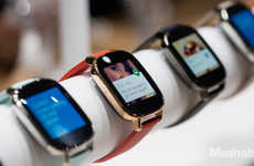 Personalized Smartwatch Faces - The Asus ZenWatch 2 Lets Users Display Photos on Their Smartwatches