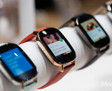 Personalized Smartwatch Faces