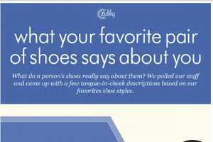 This Guide Determines Personalities Based on Shoe Preferences