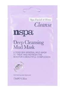 Skin-Boosting Natural Masks - NSPA's Organic Mask Range Features Ingredients Like Mud and Fruit