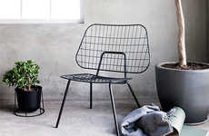 Chain-Link Chairs