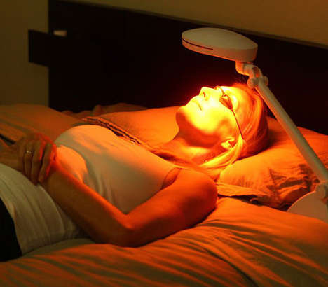 Infrared Skincare Devices - Trophy Skin's Red Light Therapy Device Provides Luxe Treatments at Home