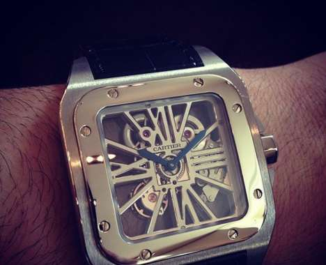 15 Transparent Watch Designs