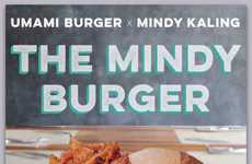 Charitable Celebrity Burgers - The Proceeds from This Burger Go Towards Pancreatic Cancer Research