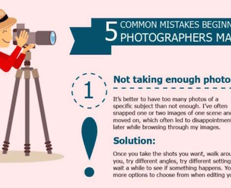 Starter Photographer Guides