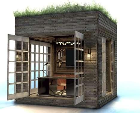 Portable Box Homes