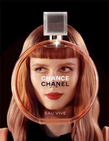 21 Examples of Chanel Cosmetics - From Bubble Aqua Face Serums to Minty Nail Lacquers