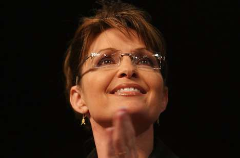 38 Bizarre Examples of Sarah Palin as a Pop Culture Icon