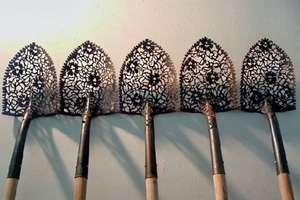 Cal Lane Designer Shovels