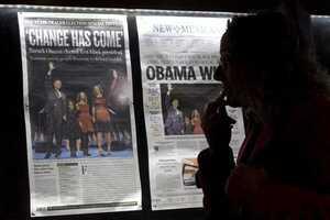 Obama Victory Editions Hot on eBay