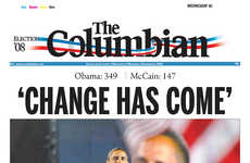 "Newspapers as Investments - Retiree Buys 10,000 ""Obama Wins"" Issues"