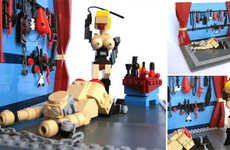 Naughty Block Toys