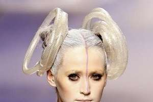 Natasha Glazkova at Kiev Fashion Week