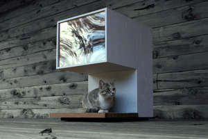Cat Home by Leo Kempf