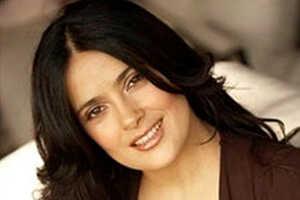 Salma Hayek Won't Stop Nursing