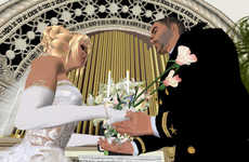 Real Divorces Over Virtual Love Affairs - Court : Second Life Sex IS Cheating