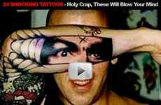 24 Shocking Tattoos