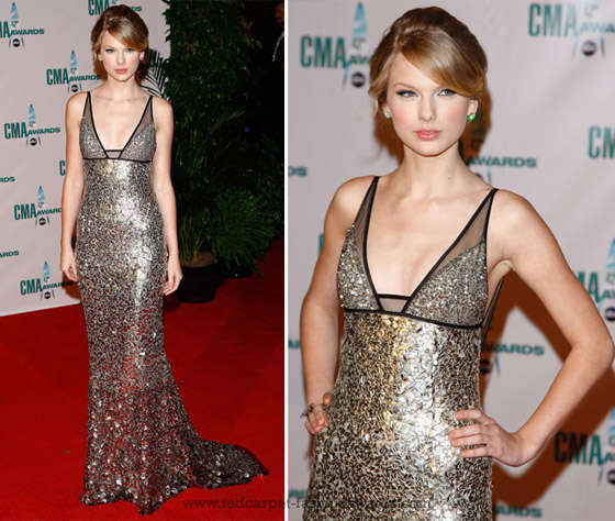 CMA Awards Red Carpet Fashion
