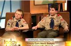 Cheeky Boy Scouts