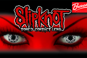 Metal Rock Contact Lenses