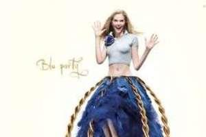 Martini 'Blu Party' Campaign