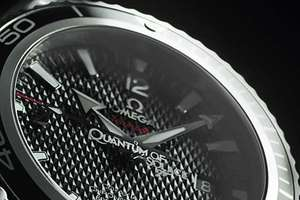 The Omega Seamaster 'Quantum of Solace' Watch
