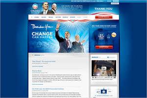 Israeli PM Cribs Obama's Site Design