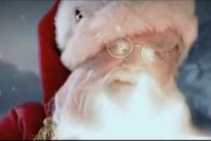 2008 Santa and Coke Commercial