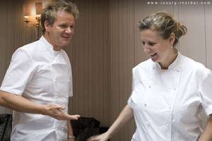 Gordon Ramsay Opens 'York and Albany' in London