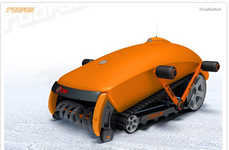 Robot Snow Shovels
