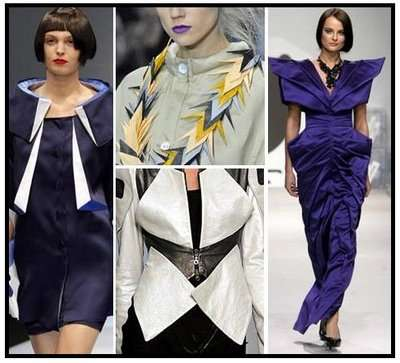 Origami Inspired Fashion