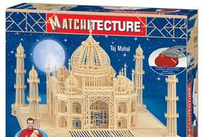 Taj Mahal Inspired Art