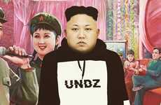 Undz' Political Hoodie is Marketed with Controversial World Leaders