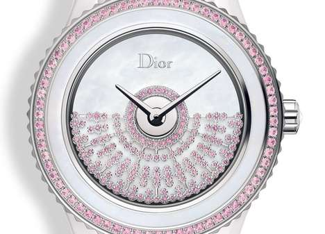 21 Luxe Women's Watches - From Fur Collar Watches to Precious Pink Gold Timepieces