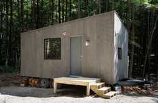 Tiny Off-Grid Cabins