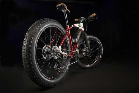 Electric Fat Bikes - The Fantic Seven Days is the First Urban Electric Fat Bikes