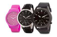 Activity-Tracking Wristwatches