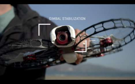 Adventurous Outdoor Drones - The 'Snap' Ephasizes Safety Along with Stunning Image Quality