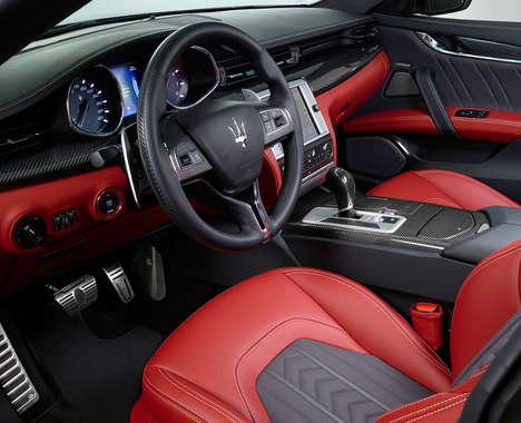 Couture Car Interiors