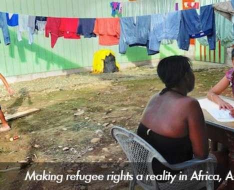 24 Refugee Aid Innovations