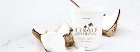 Cultured Coconut Milk Yogurts - This Dairy-Free Yogurt Alternative is a Vegan-Friendly Option
