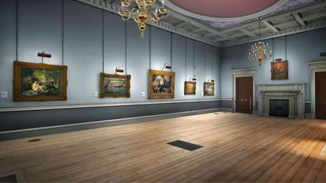 Virtual Reality Museums - Reload Studios is Bringing Famous Artwork Out of Museums and Into Homes