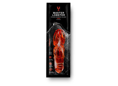 Individual Lobster Packets - This P.E.I Lobster Package Boasts Sustainability and Eco Responsibility
