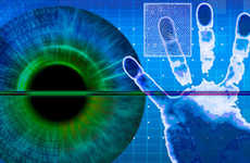 Palm Print Payment Services - This Online Banking Platform Uses Palm Vein Biometric Technology